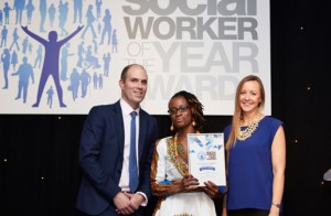 Social Worker of the Year Awards 2014
